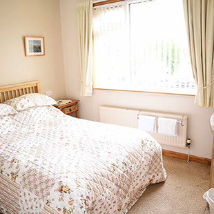 Double Room En Suite Accommodation in Portree