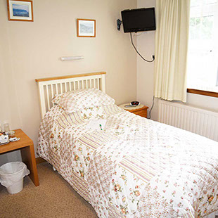 Single Room Bed and Breakfast Accommodation in Portree